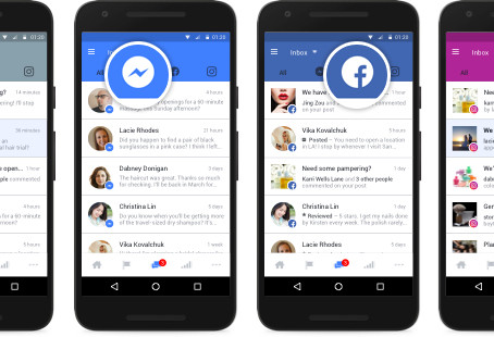 Facebook Is Developing a Unified Messaging Inbox for Businesses