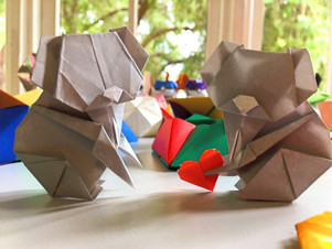 T4 Origami Animals, Gardens and Models