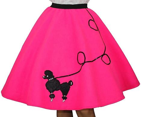 SH - Retro Circle Skirt - Kirilee L