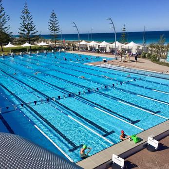 50m Ocean pool
