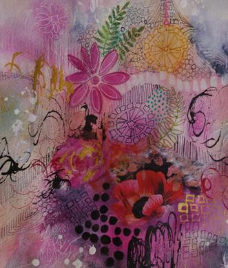 Watercolour - New Methods Stephanie Boyle