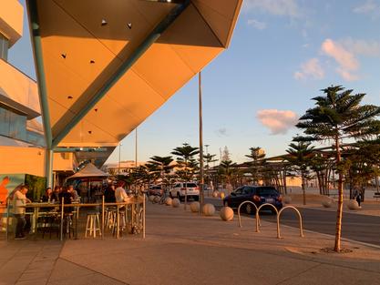 The Esplanade Strip