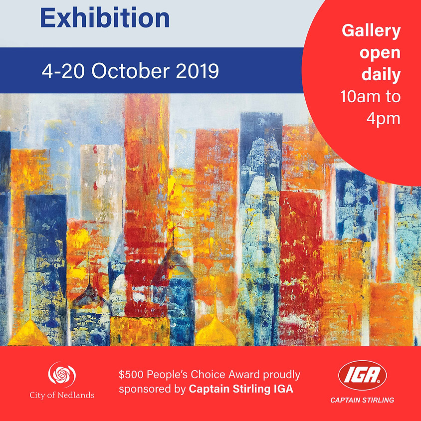 Student and Tutor Exhibition 2019 – Entries now Open!