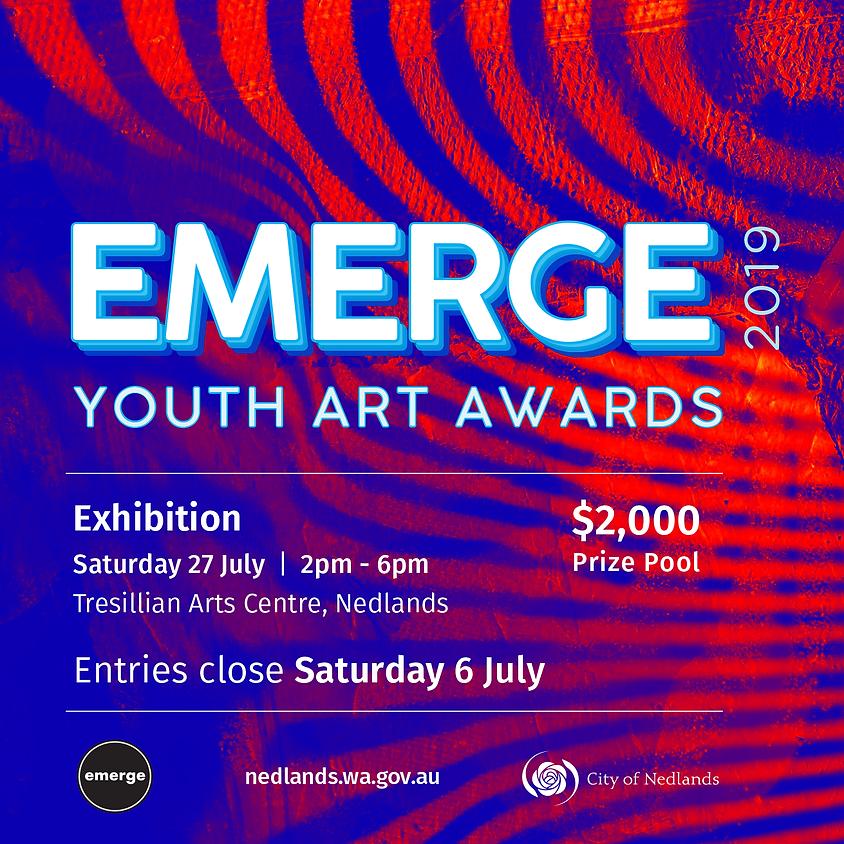 Emerge Youth Arts Awards