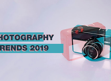 10 Photography Trends to Keep an Eye on in 2019