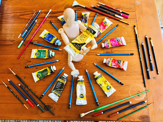 Painting and Drawing for Teens - Rhonda