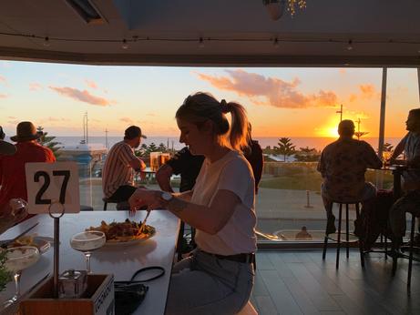 Scarborough Beach Bar