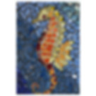T1 Mosaic Sea Creature