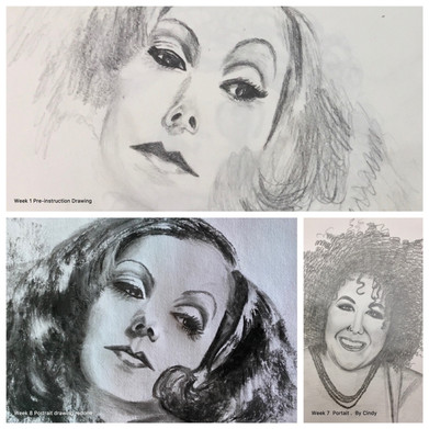 Drawing the Right Way - Naomi Grant