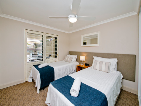 Second Bedroom in single bed config