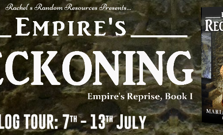 Book Spotlight: Empire's Reckoning by Marian L. Thorpe