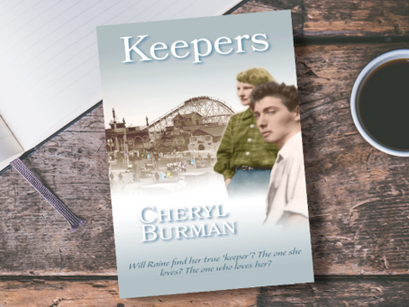Interview: Cheryl Burman, Author of Keepers