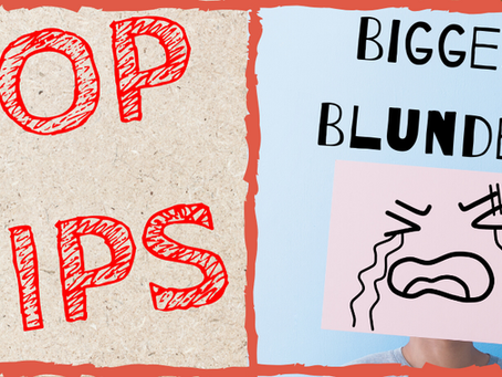 17 Published Authors Share Their Book Marketing Top Tips and Biggest Blunders