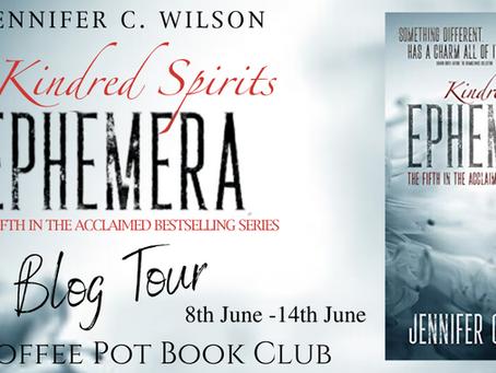 Book Spotlight—Kindred Spirits: Ephemera By Jennifer C. Wilson