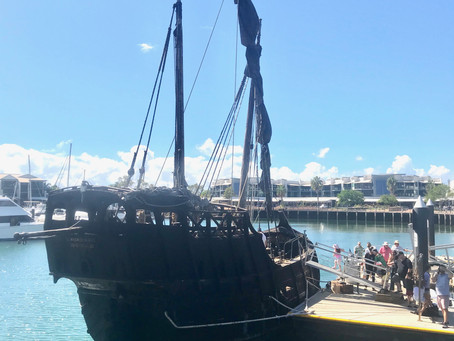 Exploring Notorious: A Real-life Pirate Ship