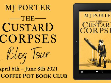 Book Spotlight: The Custard Corpses by M J Porter