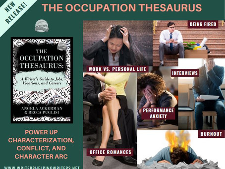 The Occupation Thesaurus—New Resource & Giveaway