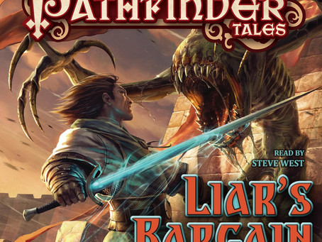 Audiobook Review: Liar's Bargain