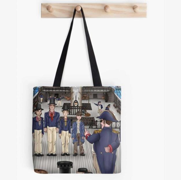 Discerning Grace Tote Bag