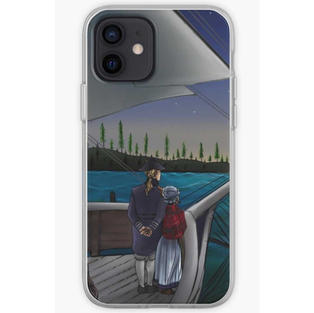 Discerning Grace iPhone Cover