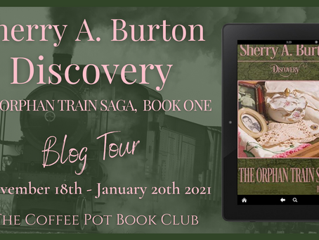Book Spotlight: Discovery — The Orphan Train Saga, Book 1, by Sherry A. Burton