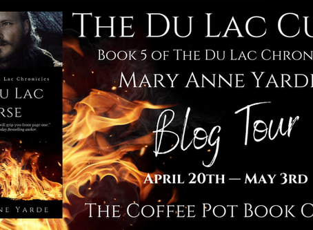 Book Spotlight: The Du Lac Curse by Mary Anne Yarde