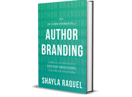 Non-fiction Book Review: The 10 Commandments of Author Branding
