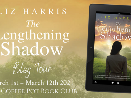 Book Spotlight: The Lengthening Shadow (The Linford Series) by Liz Harris