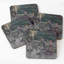 Discerning Grace Coasters