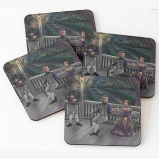 Discerning Grace Coasters