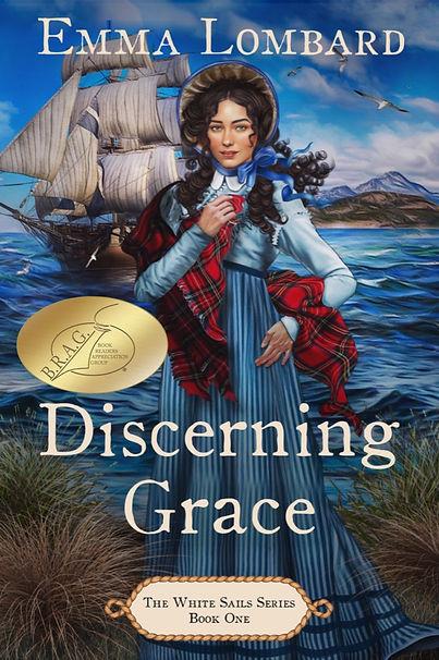 Discerning Grace indieBRAG.jpeg