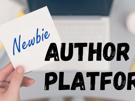 Tips to Start a Newbie Author Platform
