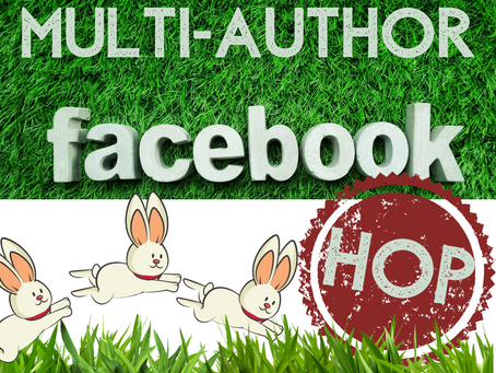 The Joys of a Multi-Author Facebook Hop