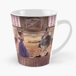 Discerning Grace Mug