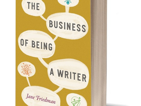 Non-fiction Book Review: The Business of Being a Writer