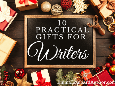 10 Practical Gifts for Writers — Christmas 2020