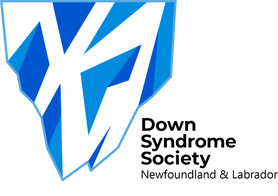 NL Down Syndrome Society Logo