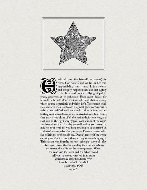 Venetian Typography