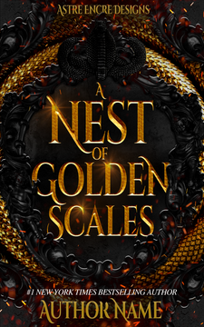 SOLD: A NEST OF GOLDEN SCALES