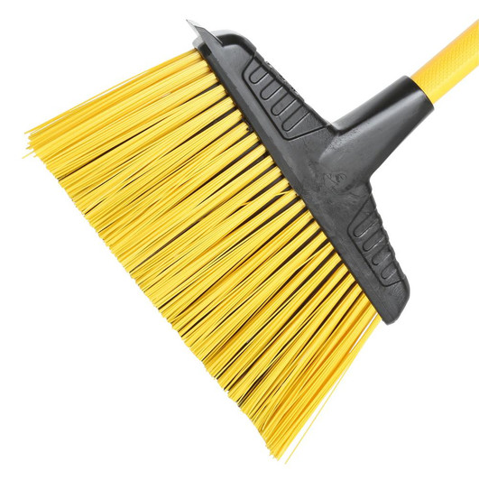 Super-Duty Multi-Surface Fiberglass Broom