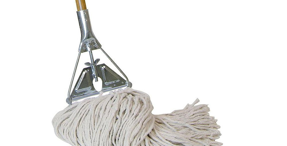 Heavy-Duty Wet String Mop