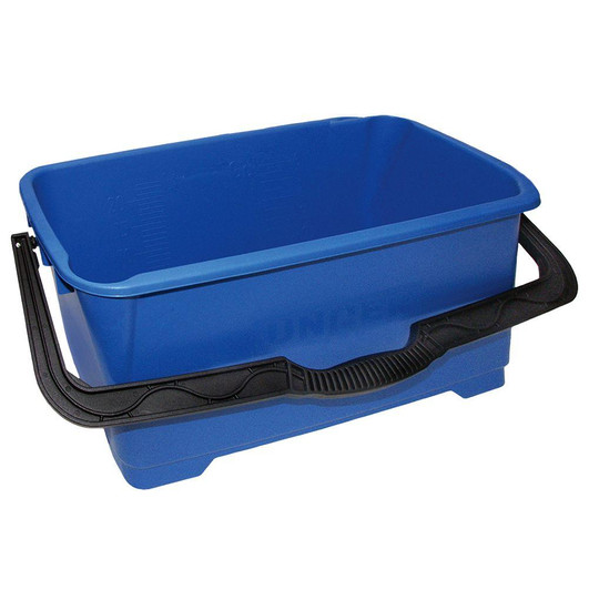 Heavy-Duty Plastic Bucket