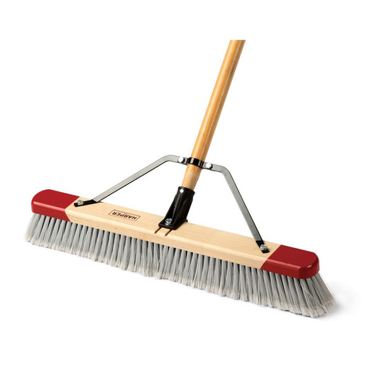 Indoor Push Broom