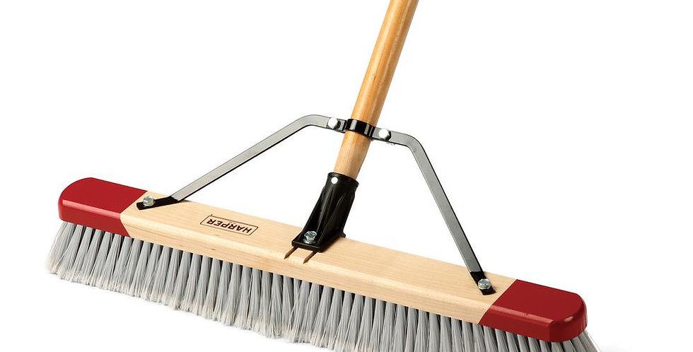 Indoor Push Broom