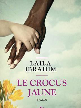 LE CROCUS JAUNE de Laila IBRAHIM