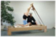 Dianne Miller classical pilates reformer