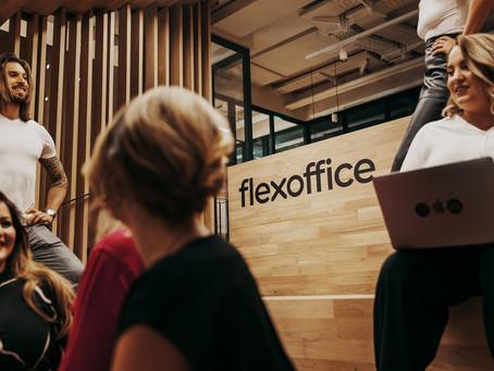 Our Headquarter @FlexOffice Basel