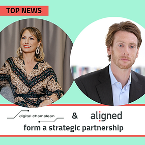 💥𝐍𝐄𝐖𝐒💥: Digital Chameleon GmbH and Aligned AG team up to enhance digitalization within the #MedTech industry.