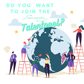 Do you want to join our Talentpool?