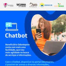 CANAL DE DÚVIDAS - CHATBOT